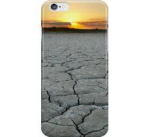 Dry lake iPhone Case/Skin
