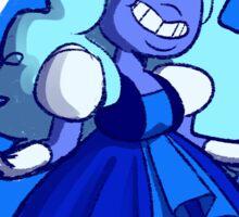 Sapphire! Sticker