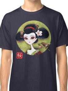 Sakura Girl Reloaded Classic T-Shirt