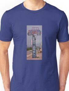 Old Benson Motel Sign Unisex T-Shirt