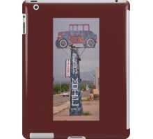 Old Benson Motel Sign iPad Case/Skin