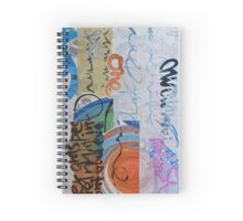 Bookish Things and Oneness Spiral Notebook