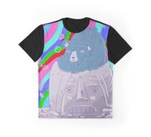 Blue Bear Graphic T-Shirt