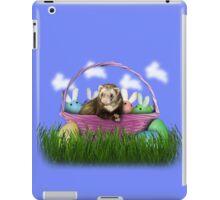 Easter Ferret iPad Case/Skin