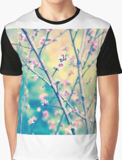 The Garden in Spring Graphic T-Shirt