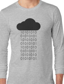 Programmer Rain Long Sleeve T-Shirt
