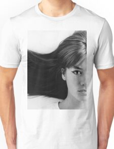 Françoise (Francoise) Hardy - History's Most Fashionable Hair Unisex T-Shirt