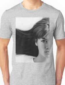 Françoise (Francoise) Hardy - History's Most Fashionable Hair Unisex T-Shirt