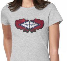 Arkansas! Womens Fitted T-Shirt