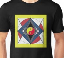The Zen Masters Compass 53 Unisex T-Shirt