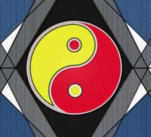 The Zen Masters Compass 53 Sticker