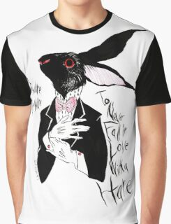 The Black Hare Graphic T-Shirt