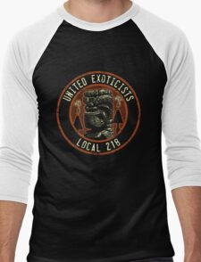 United Exoticists Men's Baseball ¾ T-Shirt