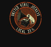United Vinyl Jockeys Unisex T-Shirt