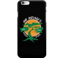 Mister Miyagi's Store iPhone Case/Skin