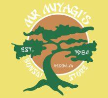 Mister Miyagi's Store Kids Tee