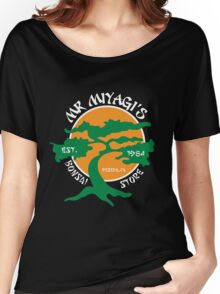 Mister Miyagi's Store Women's Relaxed Fit T-Shirt