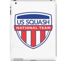 Team Usa - US Squash iPad Case/Skin