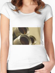 Through the Lens Women's Fitted Scoop T-Shirt