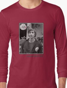 Johan Cruyff - Legend Football Long Sleeve T-Shirt