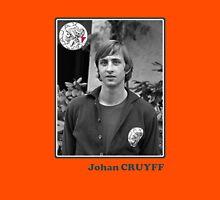 Johan Cruyff - Legend Football Unisex T-Shirt