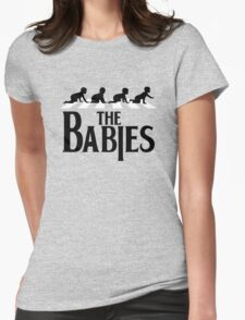 THE BABIES Womens Fitted T-Shirt