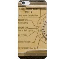 Fundamentals iPhone Case/Skin