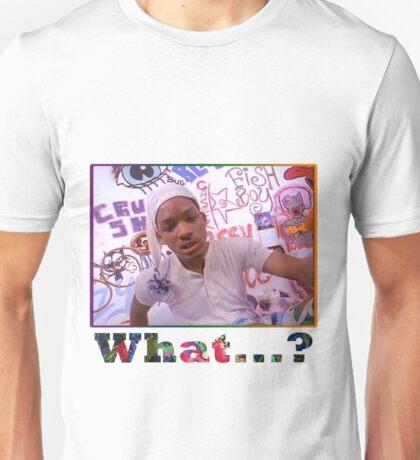Fresh Prince Waking up Unisex T-Shirt