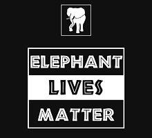 Elephant Lives Matter Unisex T-Shirt