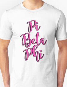 Pi Beta Phi Unisex T-Shirt