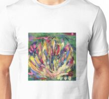 Water Lily Moon Unisex T-Shirt