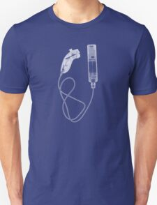 Nintendo Wii Controllers - X-Ray T-Shirt