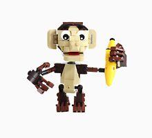 LEGO Monkey with Banana Unisex T-Shirt