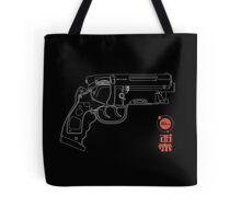 Blaster - white Tote Bag