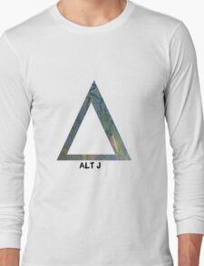 alt j Long Sleeve T-Shirt