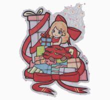 Presents One Piece - Short Sleeve