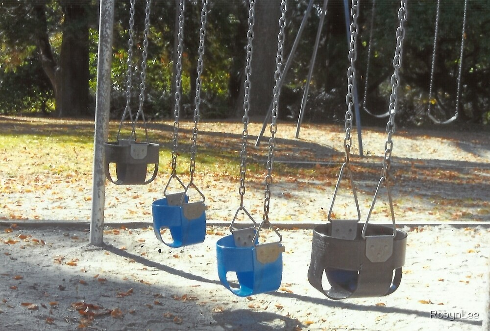 Where Do The Children Play? by RobynLee