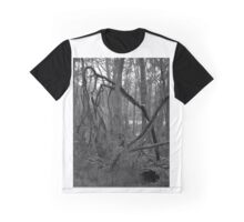 Scary Tree- Lobethal Bushland Park Graphic T-Shirt