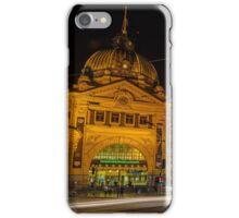 Melbourne Flinders Street Station  iPhone Case/Skin