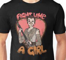 Fight Like A Scavenger (Fight Like A Girl) Unisex T-Shirt