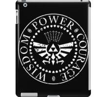 The Legend of Zelda Triforce iPad Case/Skin