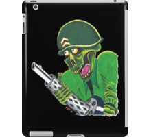 SOLDIER OF DEATH iPad Case/Skin