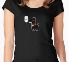 The Grim Women's Fitted Scoop T-Shirt
