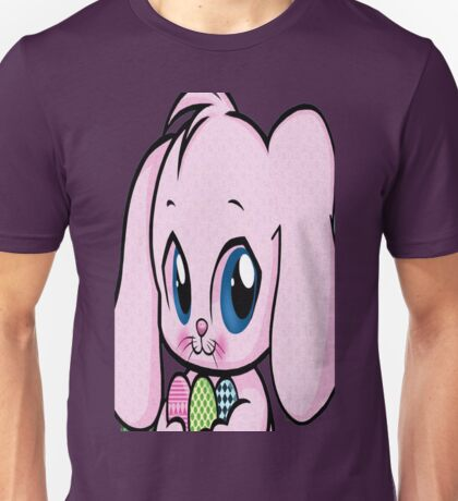 Cute Easter Bunny Unisex T-Shirt