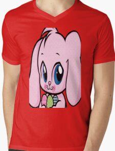 Cute Easter Bunny Mens V-Neck T-Shirt