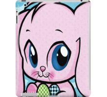 Cute Easter Bunny iPad Case/Skin