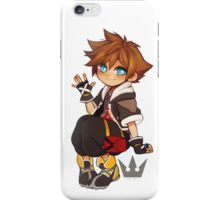 Sora - Kingdom Hearts iPhone Case/Skin