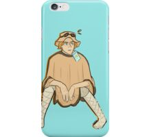 luke: party sulker iPhone Case/Skin