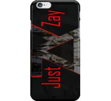 Just Zay Wolfpack  iPhone Case/Skin