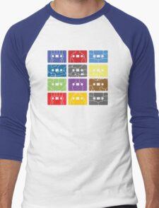 Something About My Cassettes Men's Baseball ¾ T-Shirt